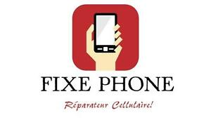 Réparation cellulaire, GARANTI 30 jours!!!
