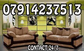 DINO SOFA RANGE CORNER SOFAS 3+ 2 SETS ARM CHAIRS FOOT STOOLS 68657