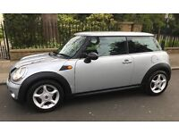2007 AUTOMATIC MINI 1.4 VERY RARE AIR CONDITIONING ALLOY WHEELS LOW INSURANCE GROUP AUTO MINI ONE