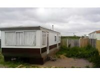 All bills paid 2 bedroom static caravan for rent