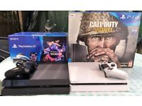 PS4 Various Consoles or VR Headset or Games/Accessories