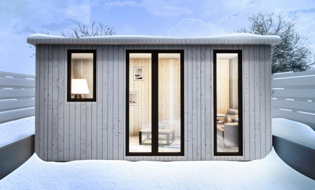 Modern Garden House 90mm Floor Walls And Roof Made From Cross Laminated Timber In East London London Gumtree