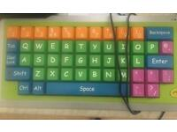 Crayola kids keyboard & mouse