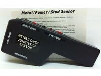 STUD SENSOR - METAL / POWER / JOIST VGC & GWO - bargain for only £ 10