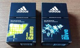 Adidas Eau De Toilette's