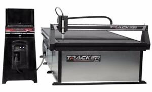 CNC Plasma Cutting Systems - TrackerCNC ......4'x 4' , 4' x 8', and 5' x 10'. 28 Yrs In the Industry
