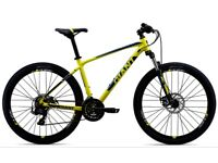 ***STOLEN*** Yellow Giant Mountain Bike from Morganstown