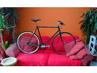 Stunning Peugeot Single Speed Bike in excellent condition. fixie. commuter. Frame 58cm
