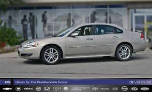2010 Chevrolet Impala LTZ|LOW KM| LEATHER|BOSE|