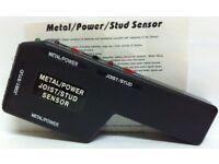 STUD SENSOR - METAL / POWER / JOIST IN GOOD WORKING ORDER