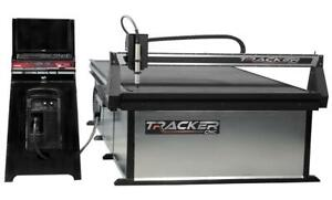 TrackerCNC Plasma Cutting Systems. 29yrs experience building turn key systems. Buy Today, Make $ Tomorrow