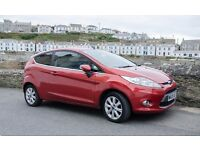 Ford Fiesta 1.4 Zetec 3 door1