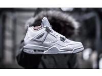 Jordan 4 'pure money' Size UK9