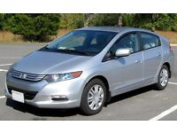 **HONDA INSIGHT 2010 USED & NEW*BREAKING **