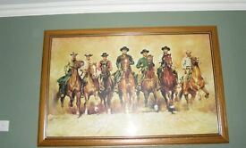 Magnificent Seven Print