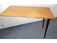Lean to Desk, DIY Project