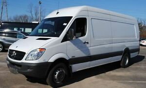 2012 Mercedes-Benz Sprinter 3500 -- DULLYS -- High Roof -- LONG