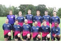 Players wanted:11 aside football team, PLAYERS of GOOD STANDARD WANTED FOR FOOTBALL TEAM: Ref: lon32