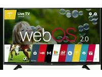 Lg 49 inch led 4k smart TV UHD 49uf640v