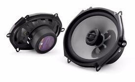 JL Audio C2 570X 5 x 7 / 6 x 8-inch (125 x 180 mm) Woofer, 0.75-inch (19 mm) Silk Dome Tweeter