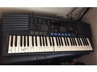 Yamaha PSR-47 keyboard