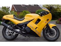 TRIUMPH DAYTONA 1200 147BHP. First model 1994. AGREEMENT BREAKING MODEL