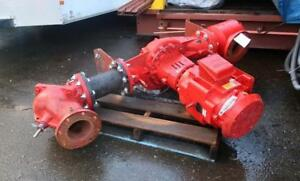 ARMSTRONG 600gpm/175psi Centrifugal Pump/Motor