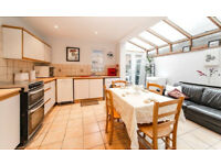 A spacious nicely presented four bedroom house within 15mins walk to Fulham Broadway