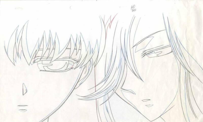 Anime Douga not Cel Fruits Basket  #65