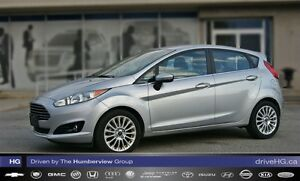 2015 Ford Fiesta Titanium|ALLOYS|REAR CAM|HEATED SEATS