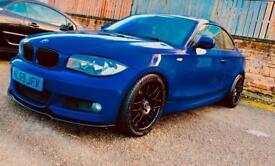 BMW 1 series Msport splitter and kidney grilles. PRICE DROP !
