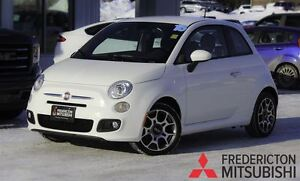 2015 Fiat 500 SPORT!! ONLY $45/WK TAX INC. $0 DOWN!
