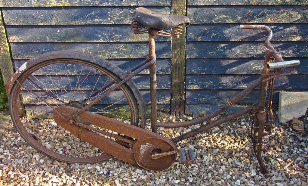 Vintage Bicycles, £20 - £40