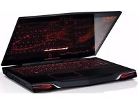 Alienware m17x r3 Fully working gaming laptop pc cheap