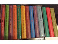 A series of unfortunate events. 13 volume boxed set- Hardcover New