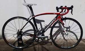 Fondriest TF3. S. Ultegra 6700 10s. Mavic Aksium. Extra's Dulwich Hill Marrickville Area Preview