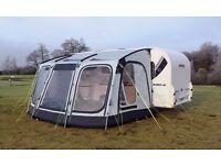 Caravan Awning - Outdoor Revolution Pro Integra 375 Hex - Excellent Condition