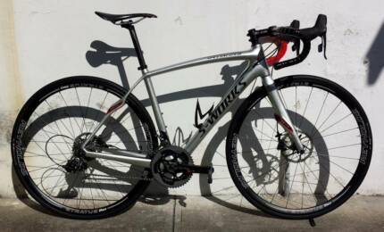 2014 Specialized S-works Roubaix SL4. S. Disc! Sram 10s.Reynolds. Dulwich Hill Marrickville Area Preview