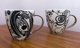 Handmade Art Mugs