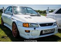 Subaru Impreza turbo