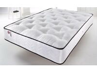 Double bed matress in excellent condition almost brand new