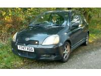 Toyota Yaris 1.5 TS For spares and repairs