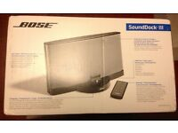 For sale New Boxed SoundDock® Series III digital music system
