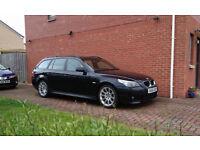 BMW 530d 231bhp Touring - 12 MONTHS MOT - estate diesel 525 530 520 320 280 300 330 cdi tdi cdti