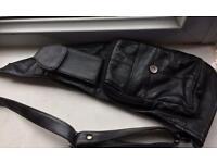 Men's shoulder utility belt