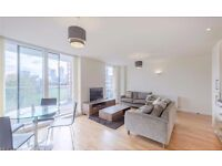 Spacious 2 Bed 2 Bath Apartment in Limehouse, Westferry, E14, close to Canary Wharf and DLR- VZ