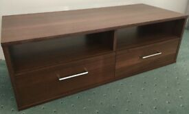 2 Drawer TV Unit - £40 reduced from RRP £76.49