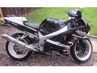 2001 Suzuki GSX-R600 K1, (GSXR600, GSX R 600)