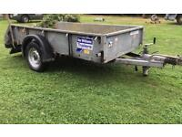 IFOR WILLIAMS TOWING TRAILER