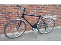 Mens Viking Hybrid bike ..Can deliver